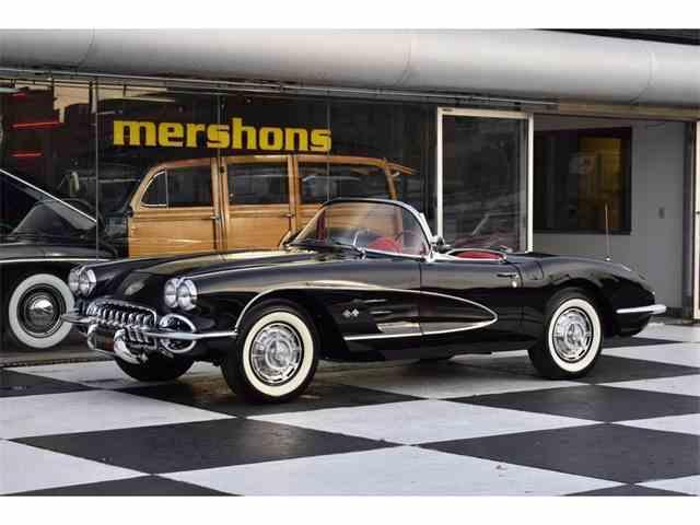 Picture of '59 Corvette - MAFQ