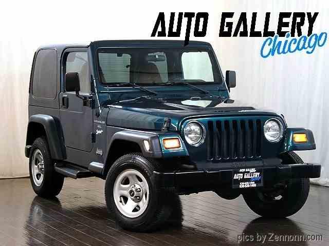 1998 Jeep Wrangler | 1030996