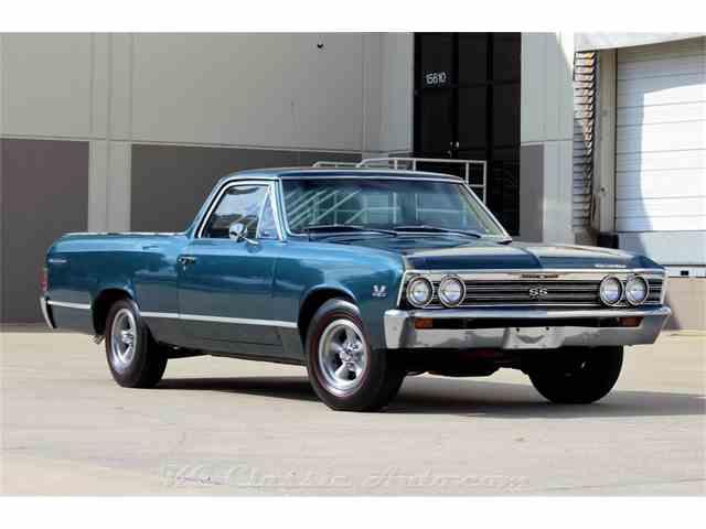 1967 Chevrolet El Camino SS | 1030997