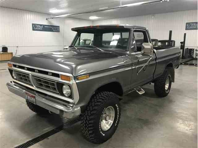 1977 ford f150 for sale cc 676736 for Ford truck motors for sale