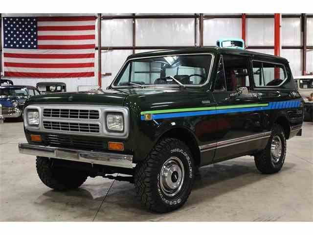 1980 International Harvester Scout II | 1039975