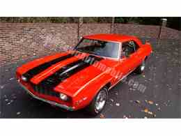 Picture of Classic '69 Chevrolet Camaro Z28 located in Maryland - $69,900.00 Offered by Old Town Automobile - MAGA