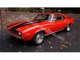 Picture of Classic '69 Chevrolet Camaro Z28 located in Huntingtown Maryland - $69,900.00 Offered by Old Town Automobile - MAGA