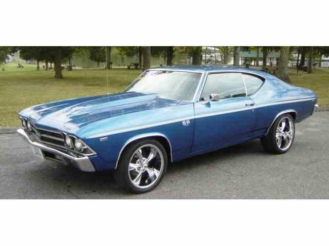 1969 Chevrolet Chevelle | 1039979