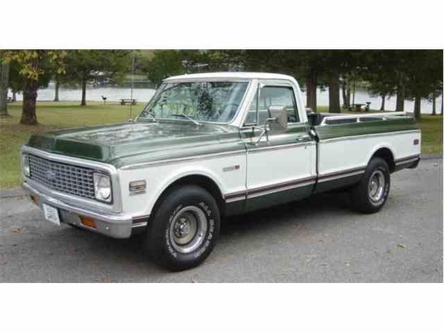 1972 Chevrolet C10 | 1039980