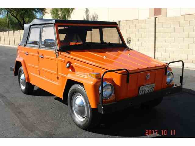 1973 Volkswagen Thing | 1039988