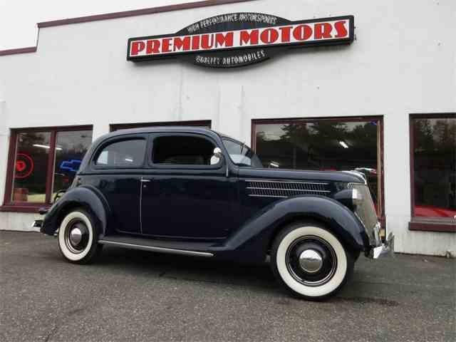 Picture of Classic '36 Ford 2-Dr Sedan - $29,995.00 - MAGQ