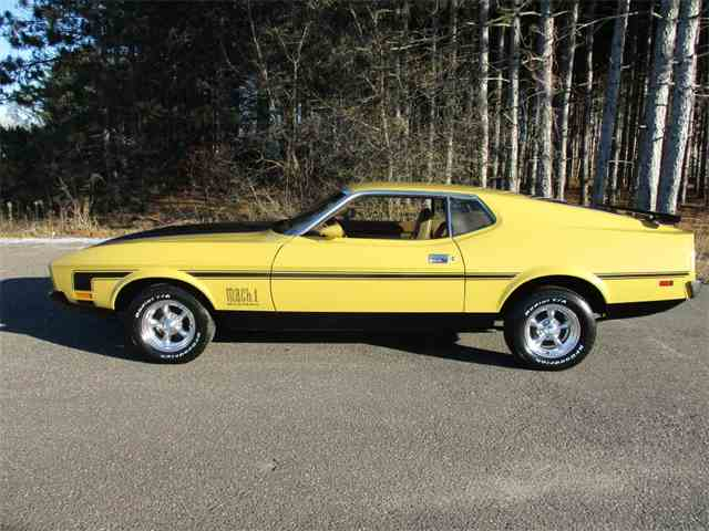 1973 Ford Mustang | 1040000