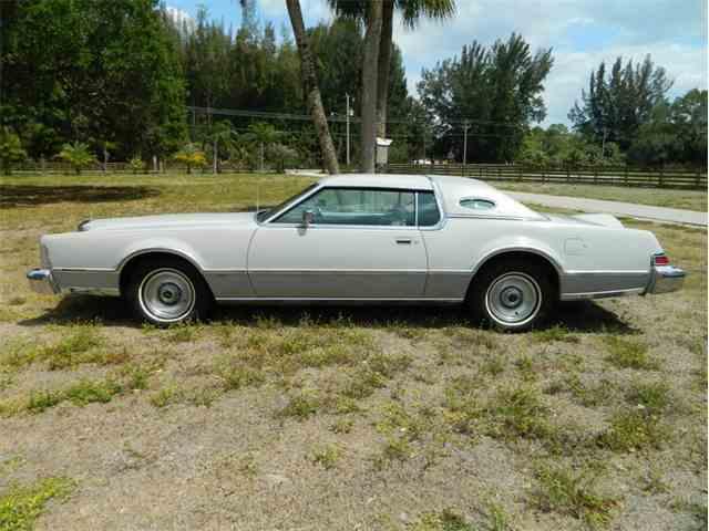 1976 Lincoln Mark IV Cartier Edt Hardtop | 1041007
