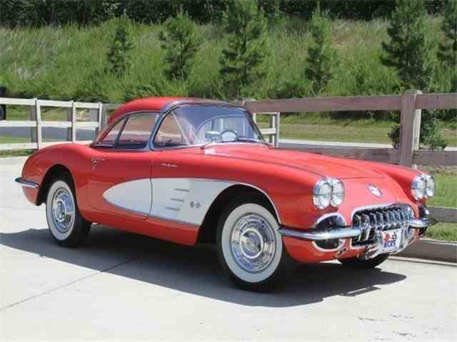 Picture of 1958 Chevrolet Corvette - $119,000.00 - MAJP