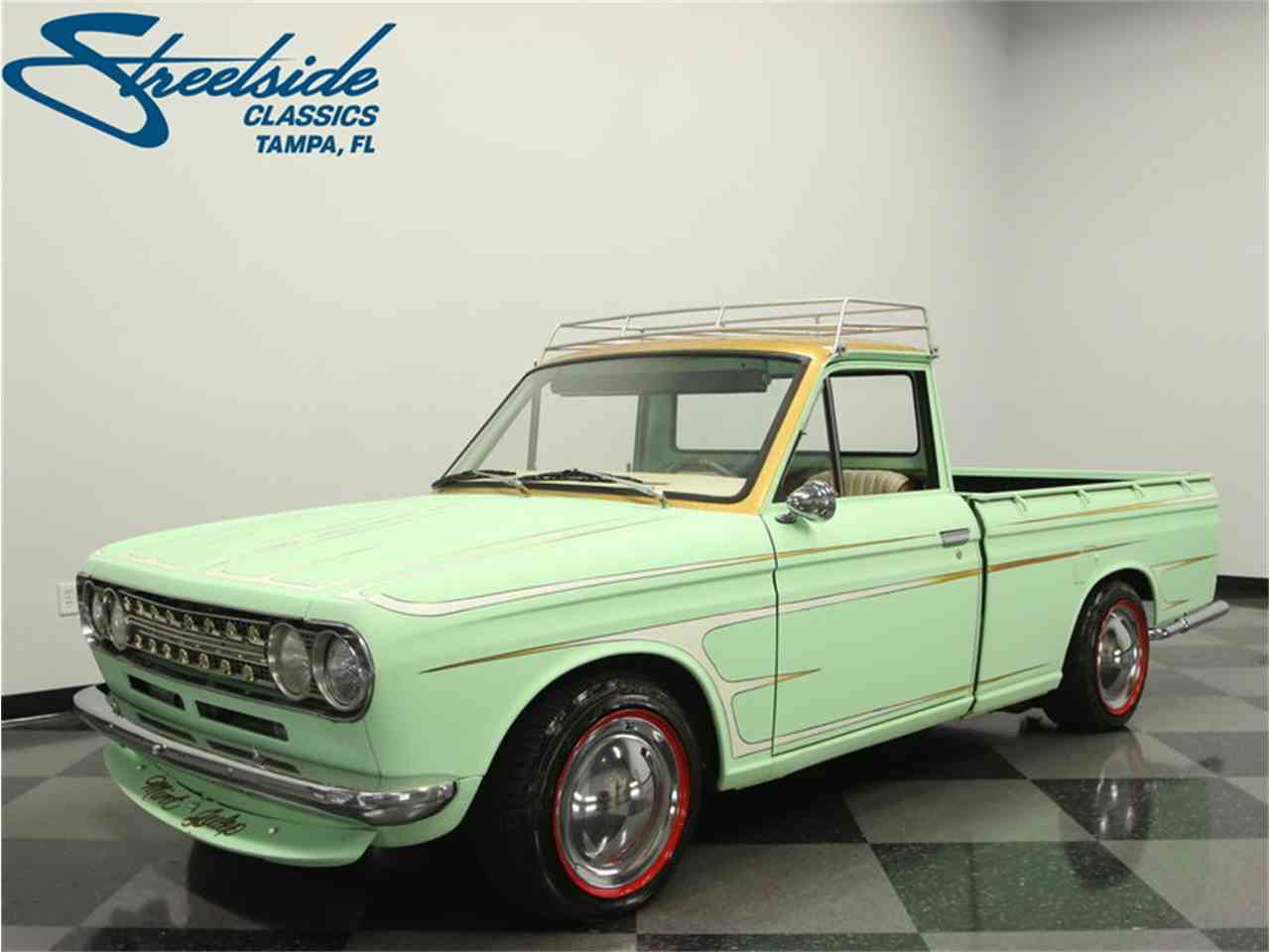 Large Picture of 1972 1600 520 Pickup located in Florida - MB90