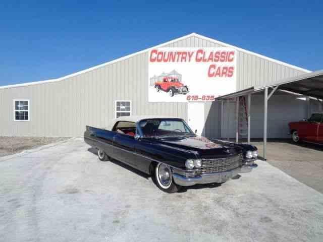 1963 Cadillac DeVille | 1041017