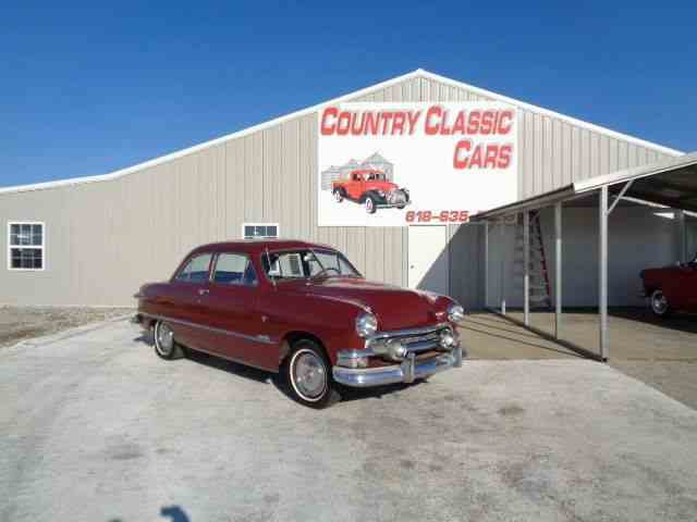 Picture of Classic 1951 Tudor located in Staunton Illinois - $11,550.00 - MB9I