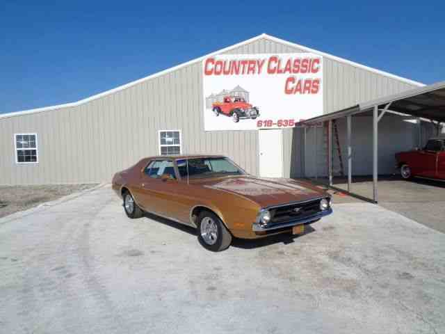 1972 Ford Mustang | 1041035