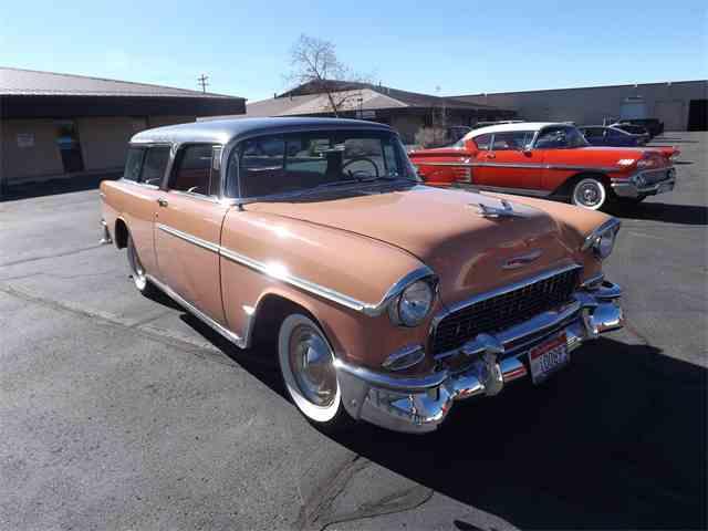 1955 Chevrolet Nomad | 1041091