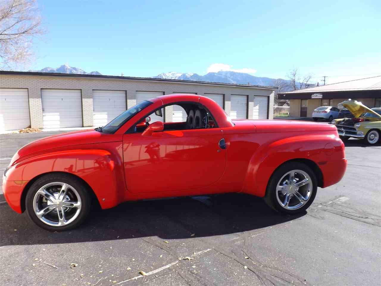All Chevy 2006 chevrolet ssr for sale : 2006 Chevrolet SSR for Sale | ClassicCars.com | CC-1041093