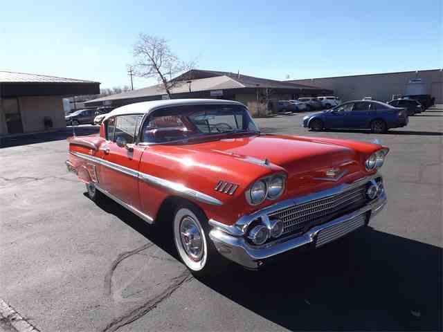 1958 Chevrolet Impala   1041100