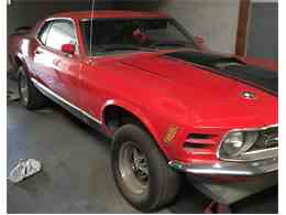 Picture of '70 Mustang Mach 1 - MBBM