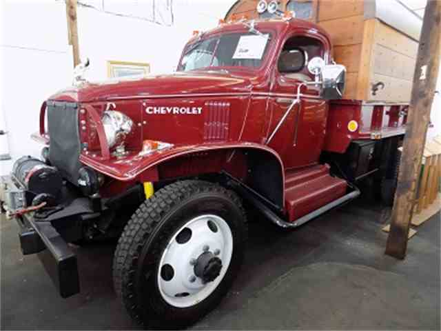 1942 Chevrolet G506 | 1041109