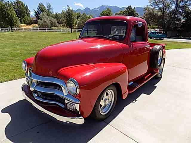1954 Chevrolet Pickup   1041113