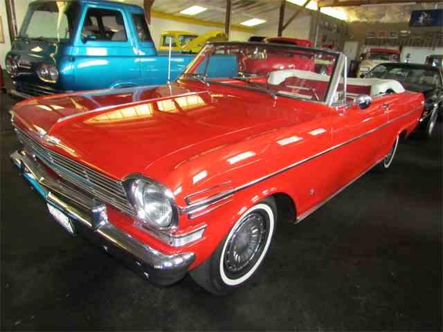 1962 Chevrolet Nova | 1041122