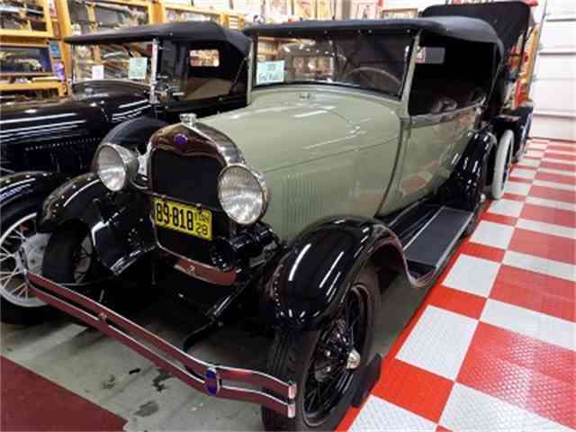 1928 Ford Model A | 1041143