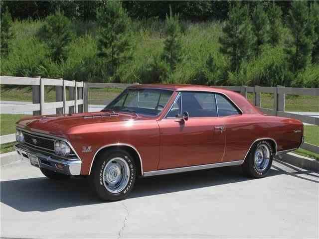 1966 Chevrolet Chevelle SS | 1040116