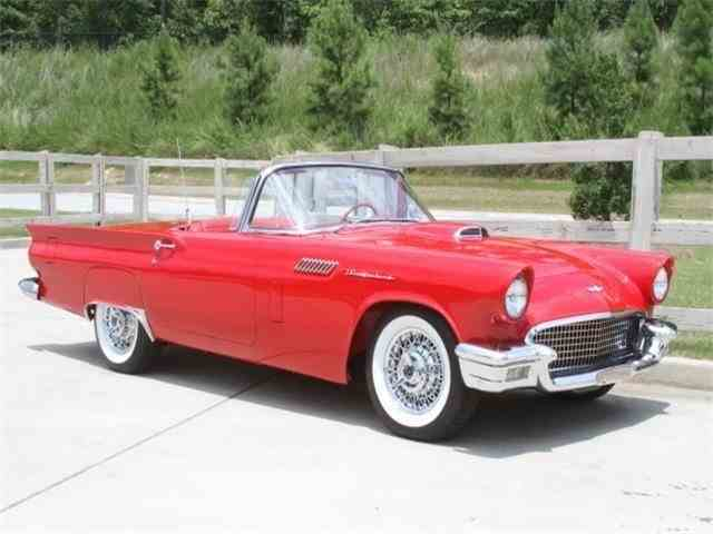1957 Ford Thunderbird | 1040117