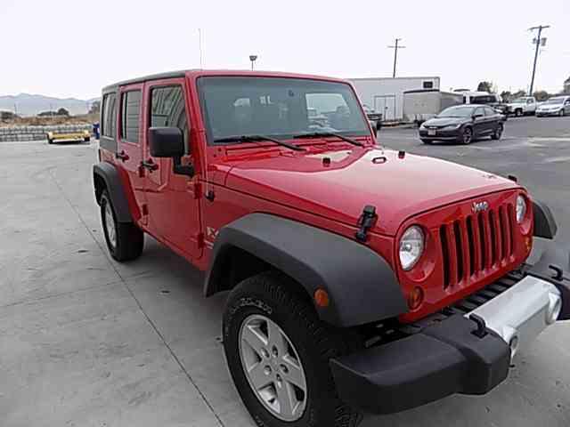 2008 Jeep Wrangler | 1041182