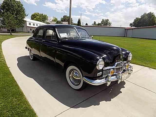 1947 Kaiser 2-Dr Sedan | 1041183