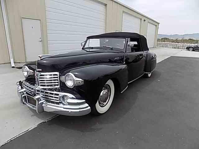 1948 Lincoln Continental | 1041184