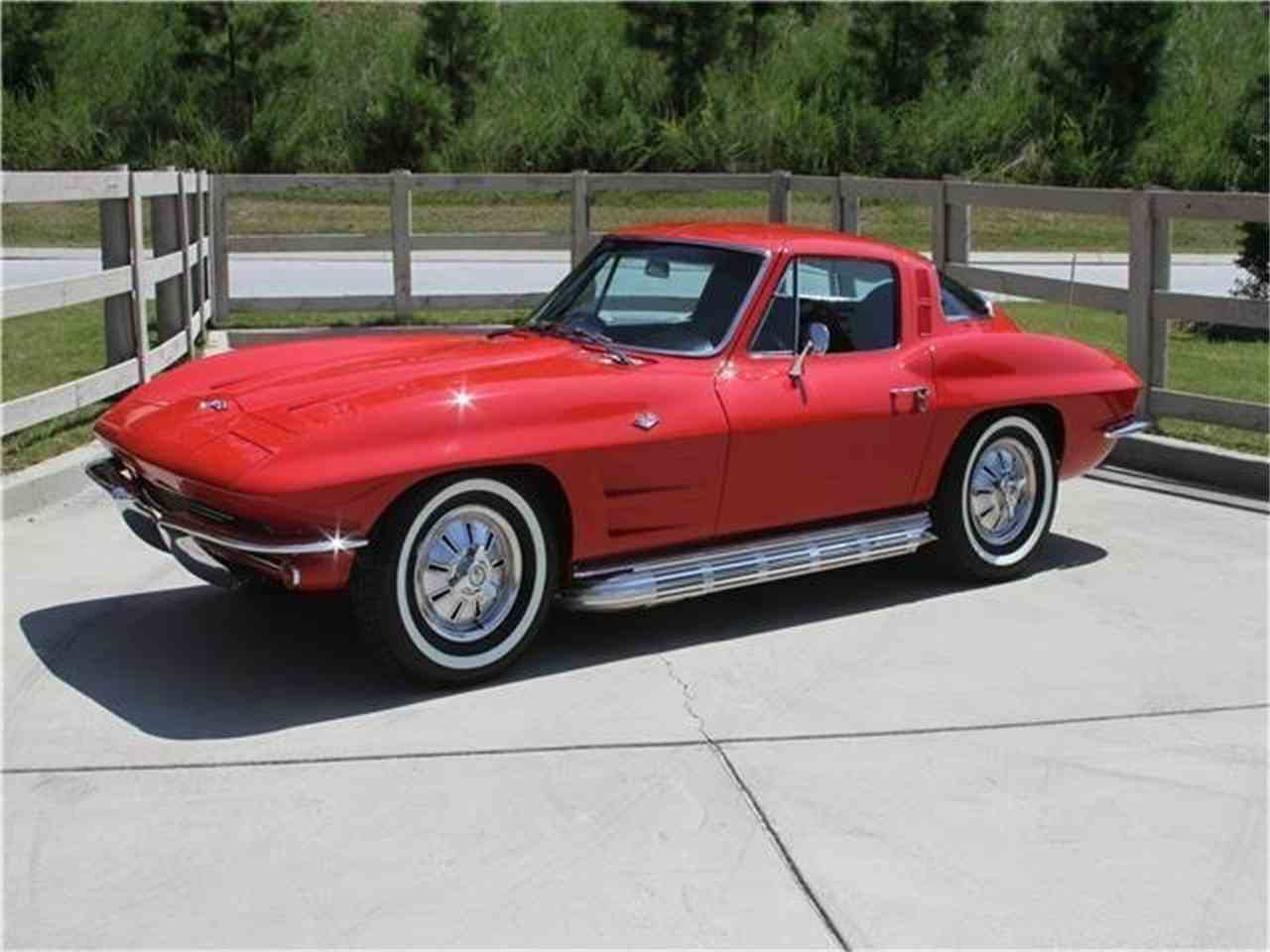 Corvette 1964 chevrolet corvette : 1964 Chevrolet Corvette for Sale | ClassicCars.com | CC-1040119