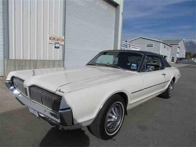 1967 Mercury Cougar | 1041192