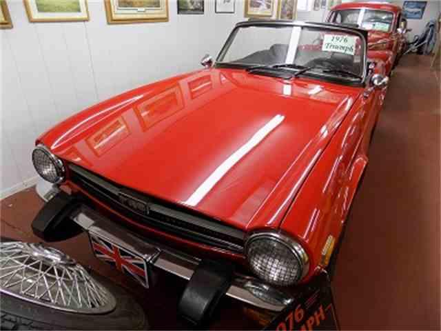 1976 Triumph TR6 | 1041210