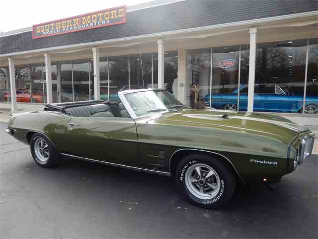 Picture of '69 Firebird - MBEN