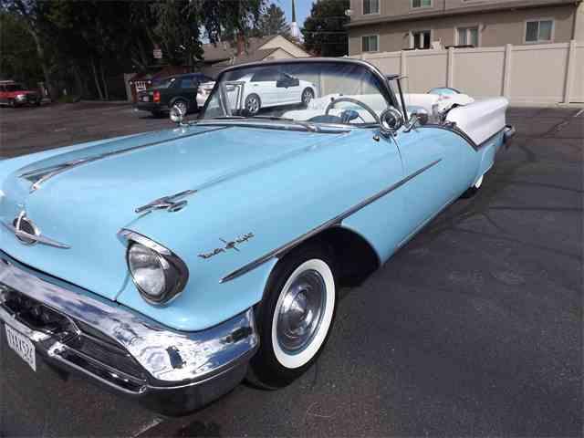 1957 Oldsmobile 98 | 1041216