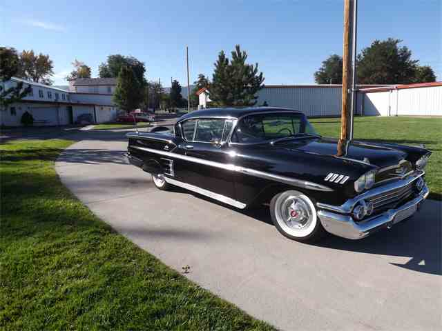 1958 Chevrolet Impala   1041223