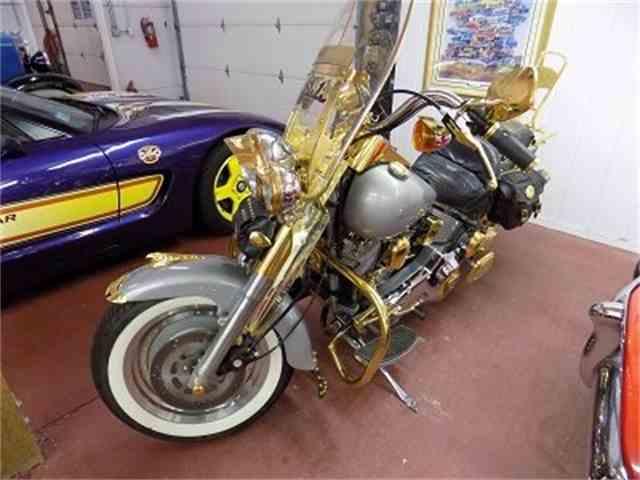 1990 Harley-Davidson Motorcycle | 1041226