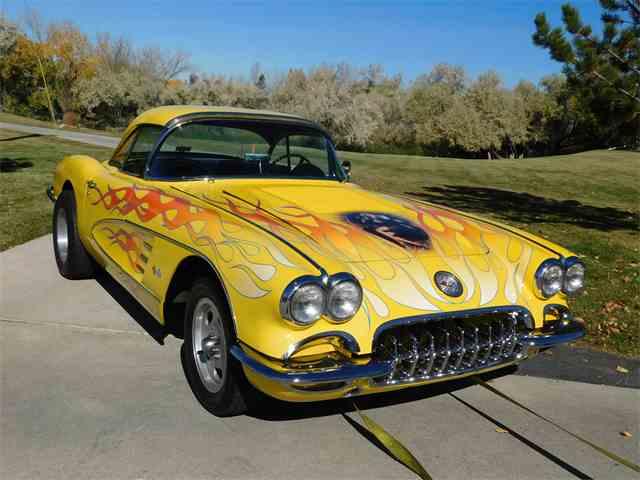 1958 Chevrolet Corvette | 1041227