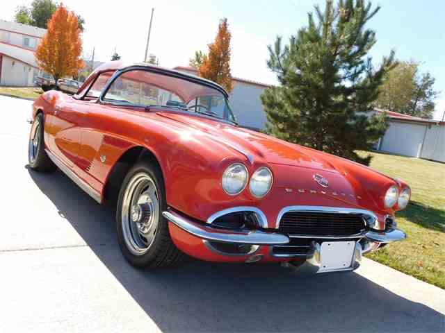 1962 Chevrolet Corvette | 1041228