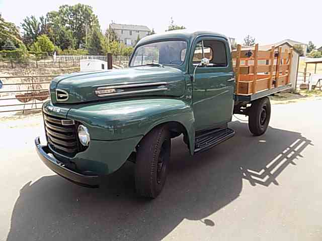 1950 Ford Pickup | 1041234