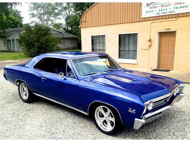 1967 Chevrolet Chevelle SS | 1041247