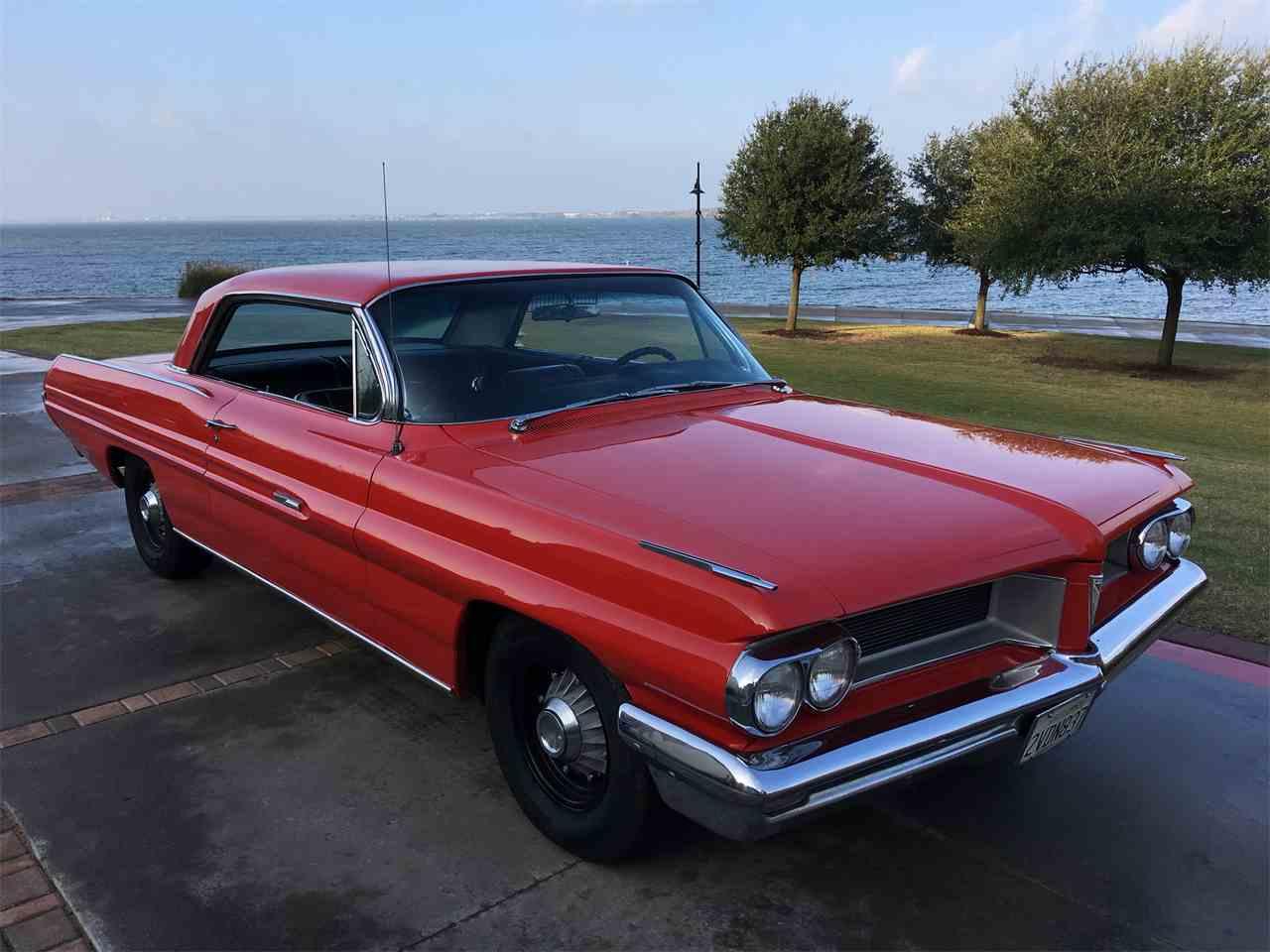 1962 Pontiac Grand Prix For Sale Classiccars Com Cc 1040125