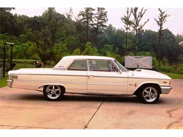 1963 ford galaxie for sale on. Black Bedroom Furniture Sets. Home Design Ideas