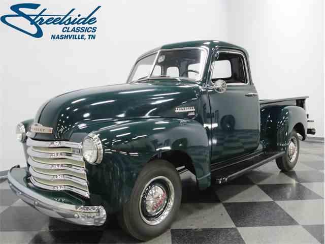 1951 Chevrolet 3100 | 1041256
