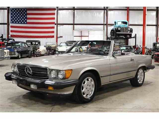 1987 Mercedes-Benz 560SL | 1041259