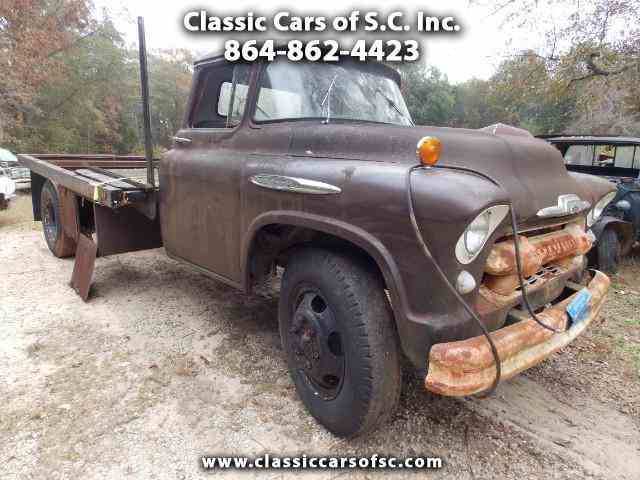 Picture of 1957 Truck located in Gray Court South Carolina - $4,500.00 - MBFW