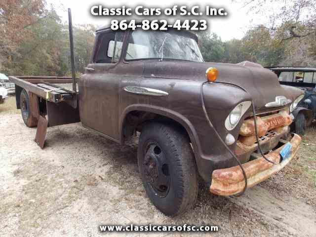 1957 Chevrolet Truck | 1041260