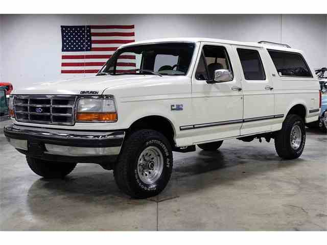 1992 Ford Bronco | 1041263