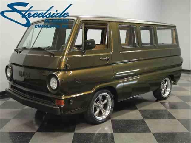 1966 Dodge A100 | 1041266